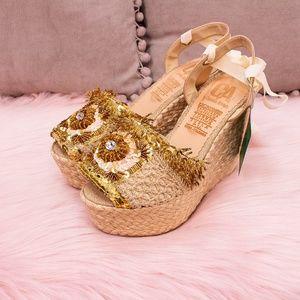 9f042cbb528cb Carolina Acevedo Shoes - Carolina Acevedo Almond Wedges